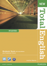 New Total English Starter Students Book