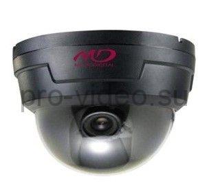 Купольная IP-видеокамера с аудиоканалом MDC-i8220TDN