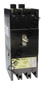 Автоматический выключатель АЕ 2056 М2-100 16А