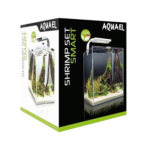AQUAEL SHRIMP SET аквариумный набор 19л габариты 25*25*30