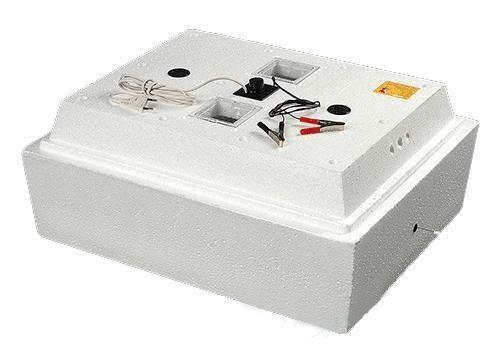 """Инкубатор  """"Золушка"""" на 70 яиц, с автоматическим переворотом яиц, 220 вольт"""