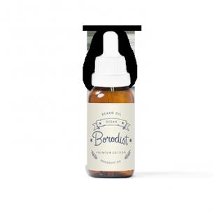 Премиальное масло для бороды
