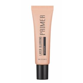 MISSHA Layer Blurring Primer Shimmer 20ml - Праймер для лица для сияющего цвета