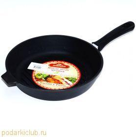 Сковорода чугунная Добрыня DO-3319  26 ( см.) (код 35)