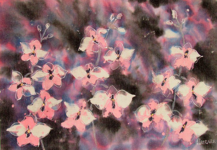 Картина Орхидеи бабочки
