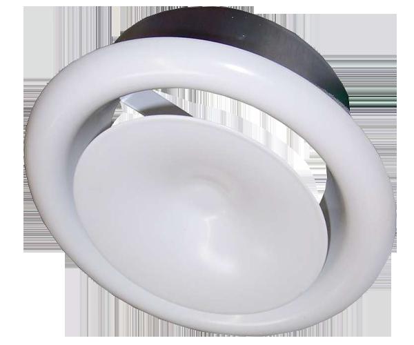 Диффузоры приточные круглые-VS-125M