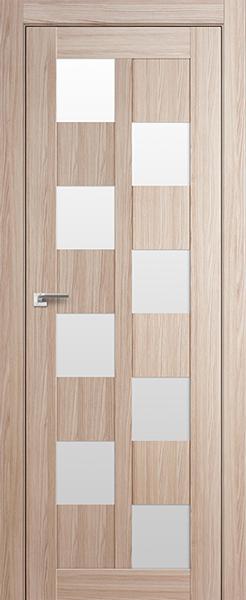 Дверь 36X  Белый триплекс