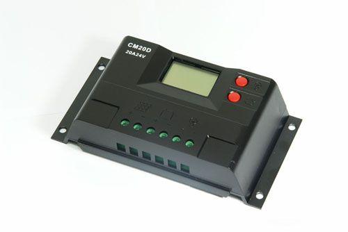 Контроллер JUTA CM20D 10А 12/24В