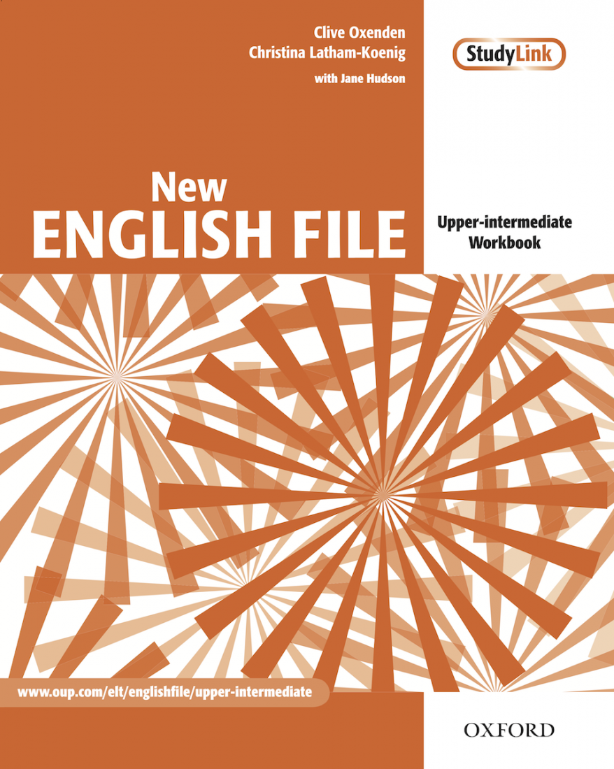 New English File Upper-intermediate Workbook with key and MultiROM Pack