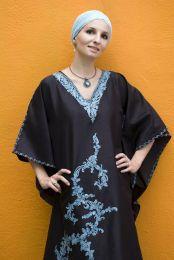 Черное шелковое платье (Москва)