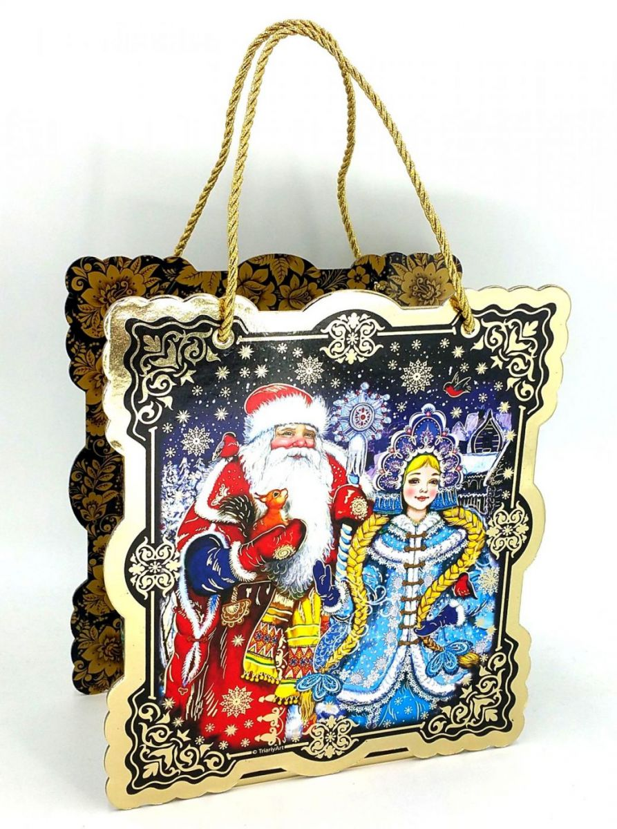 Корпоратив Дед мороз и Снегурка 1000 грамм