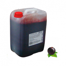 Черная смородина, протертое ягодное пюре 5,5 кг