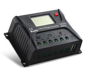 Контроллер SRNE SR-HP2410 10A, 12V/24V