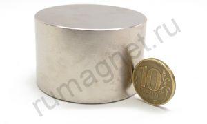 Купить неодимовый магнит 55x35 мм
