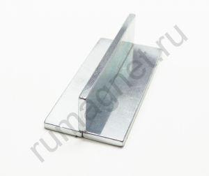 Купить неодимовый магнит 64x15х3 мм