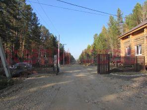 Земельный участок в ДНТ Хрустальный на 32 км. Байкальского тракта. 10 соток