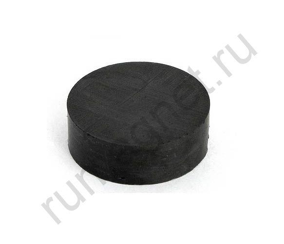 Магнит ферритовый, диск 20*4 мм