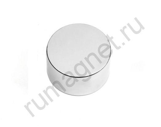 Неодимовый магнит диск 30x20 мм