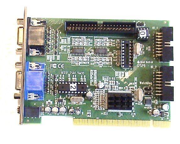 """Плата """"Optima 4  ReallyVision PCI"""""""