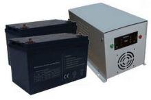 Готовый комплект источник бесперебойного питания для газового котла ТЕХНО 700ВА, Готовый комплект ИБП для котла, Готовый комплект ИБП для газового колта, Готовый комплект инвертор с чистой синусоидой