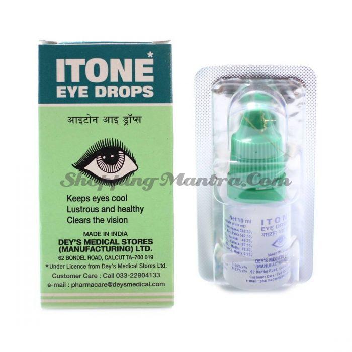 Глазные капли Айтон Dey's Medical Stores Itone Eye Drops