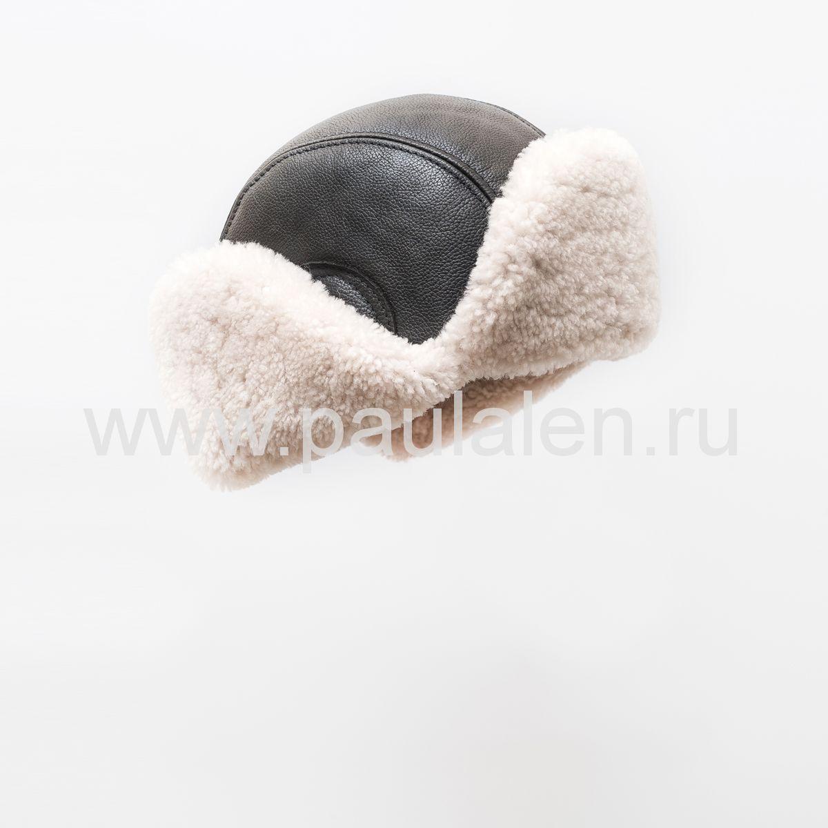 Мужской шлем авиатор