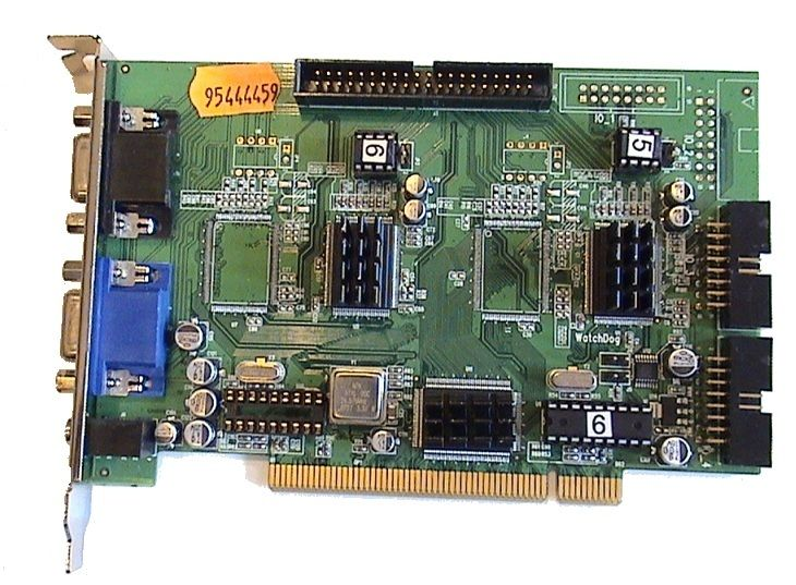 "Плата ""Optima 8  ReallyVision PCI"""