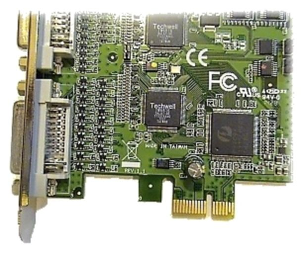 "Плата ""TechWell ReallyVision PCI-Express"""