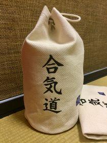 Сумка для кейкоги из Японии (AIKI) модель - MIDDLE GI PRINT