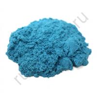 купить кинетический песок синего цвета в Москве