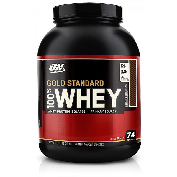 100% Whey Gold Standard , 2270 г, от Optimum Nutrition