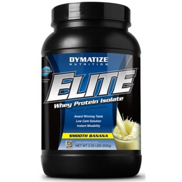Elite Isolate 907 гр, Dymatize