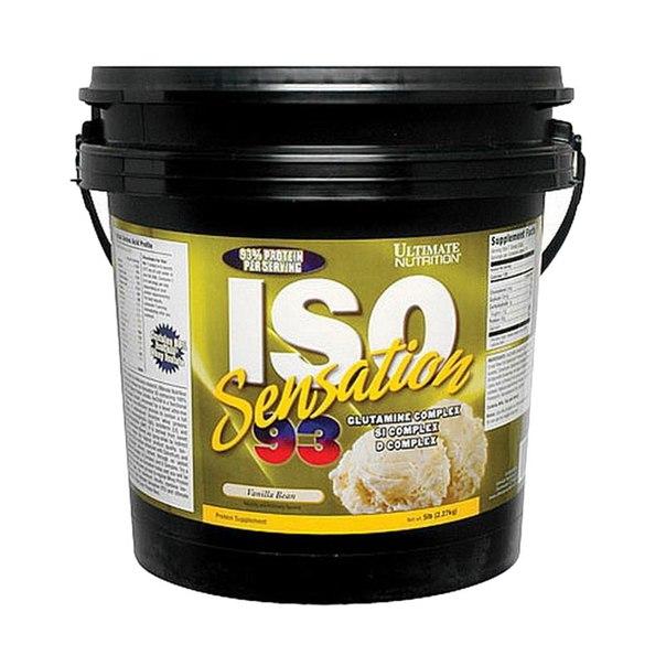 Iso Sensation 2200гр , Ultimate Nutrition