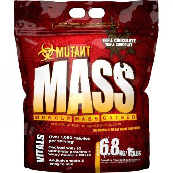 Mutant Mass, 6800 г от Fit Food