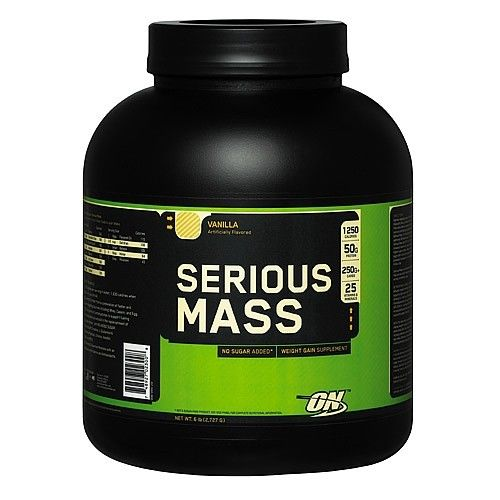 Seriuos Mass 2,7 кг, Optimum Nutrition