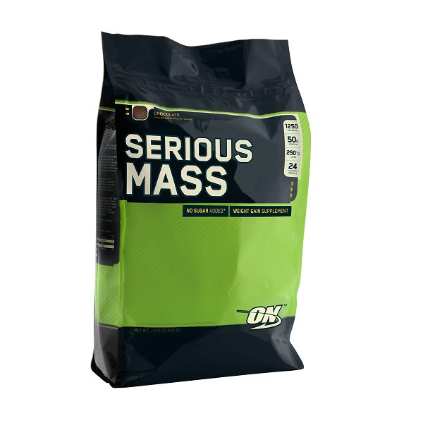 Seriuos Mass 5,45 кг, Optimum Nutrition
