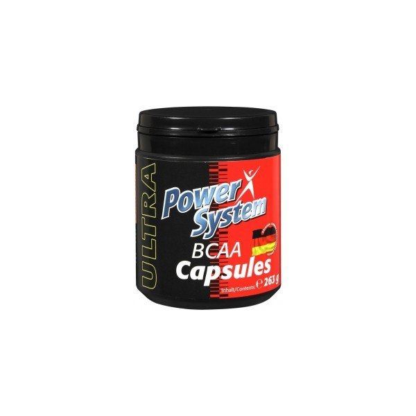 Bcaa Capsules, 360 капсул, от Power System