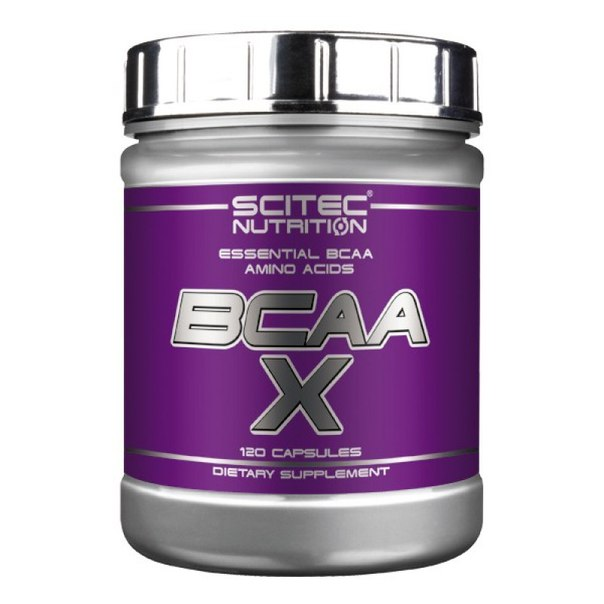 BCAA X 330 caps, Scitec Nutrition