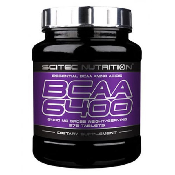 BCAA 6400 375 tab, Scitec Nutrition
