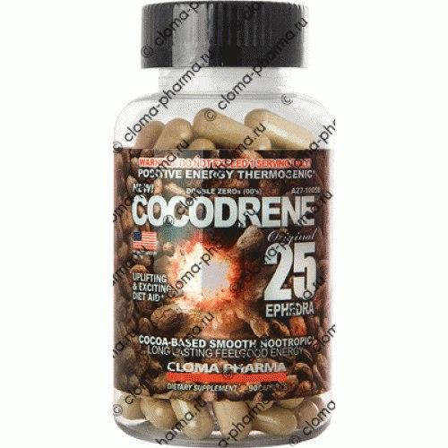 Cocodrene, 90 кап