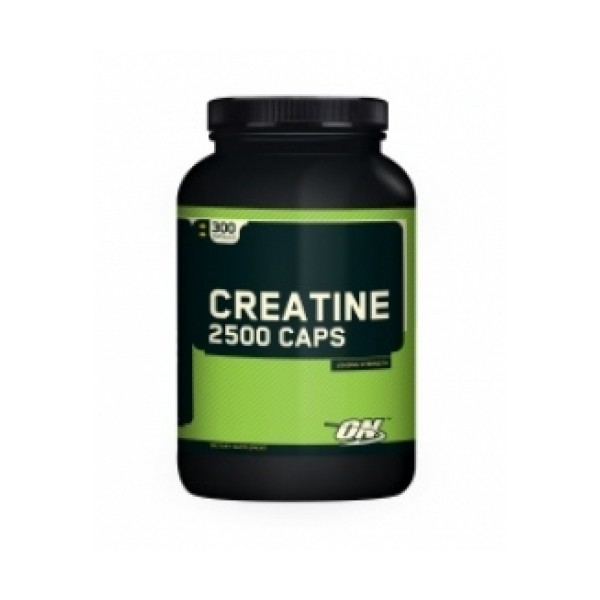 Creatine 2500 Caps, 200 капсул, от Optimum Nutrition