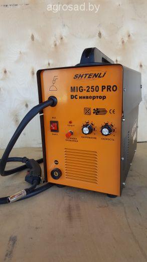 Сварочный аппарат SHTENLI MIG-250 PRO (без евро разъема)