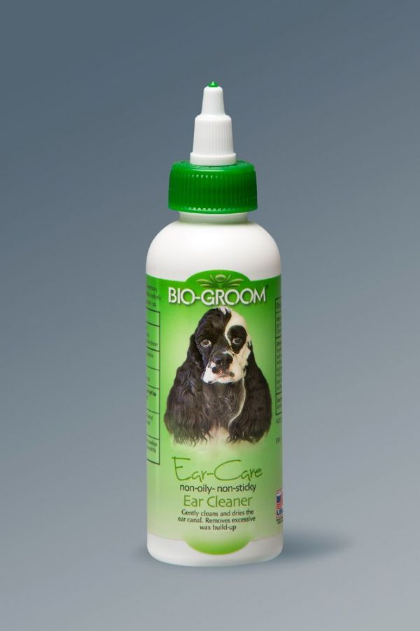 Bio-Groom Ear-Care. Ухаживающий лосьон для ушей собак