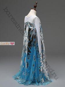 Костюм платье Эльзы  Frozen рост 120, 130 см