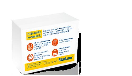 StarLine (Старлайн) GSM-Мастер