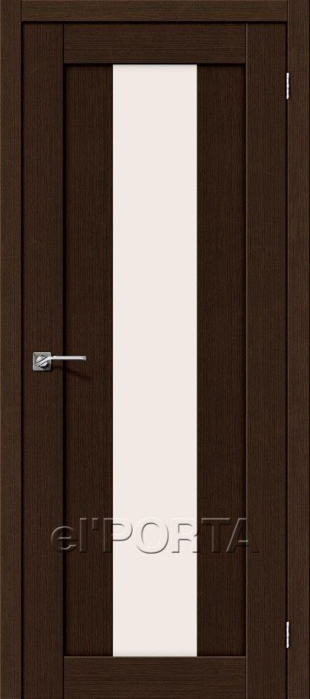 Межкомнатная дверь ПОРТА-25 Wenge