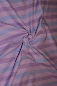 Эргономичный рюкзак из шарфовой ткани Лаванда