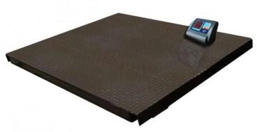 Весы платформенные МИДЛ МП 600 ВЕДА Ф-1 (100/200; 600х1000) «Циклоп 12»