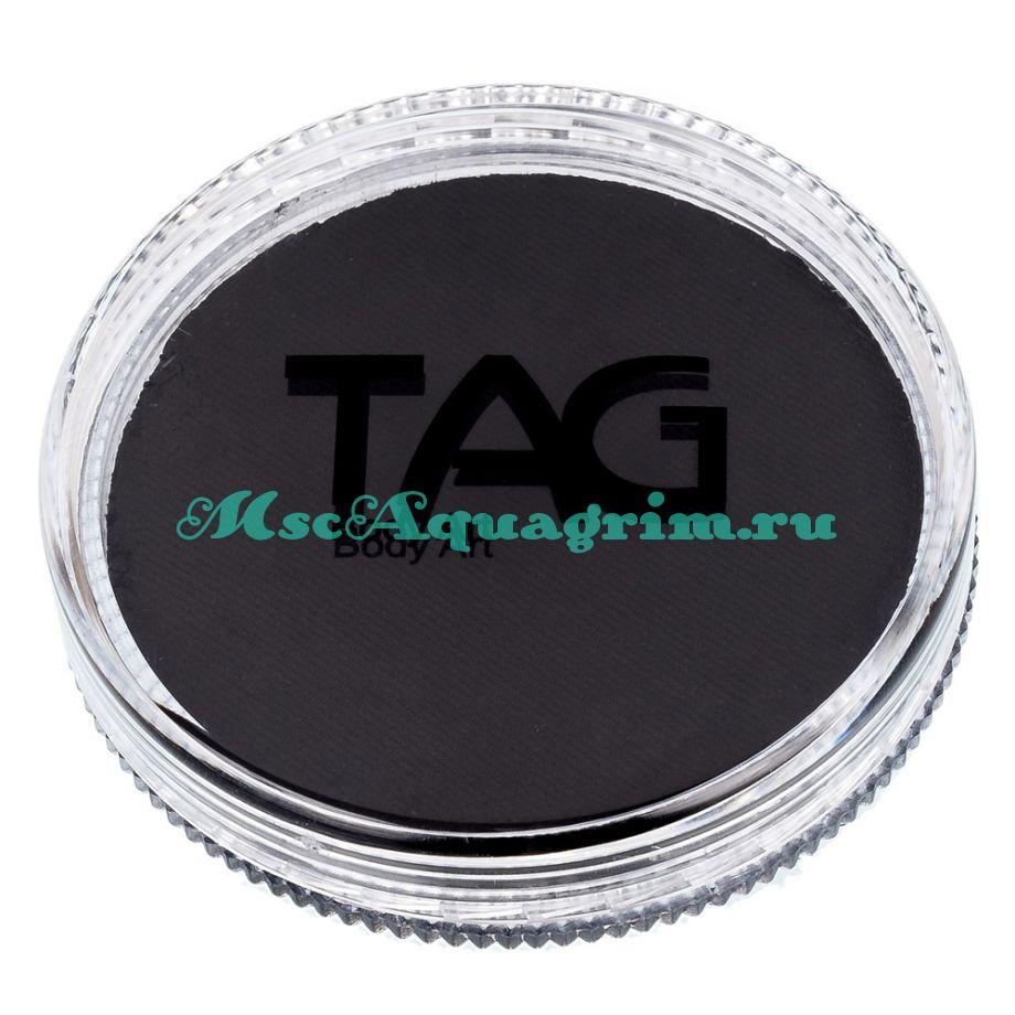 Аквагрим TAG Регулярный Черный 32гр