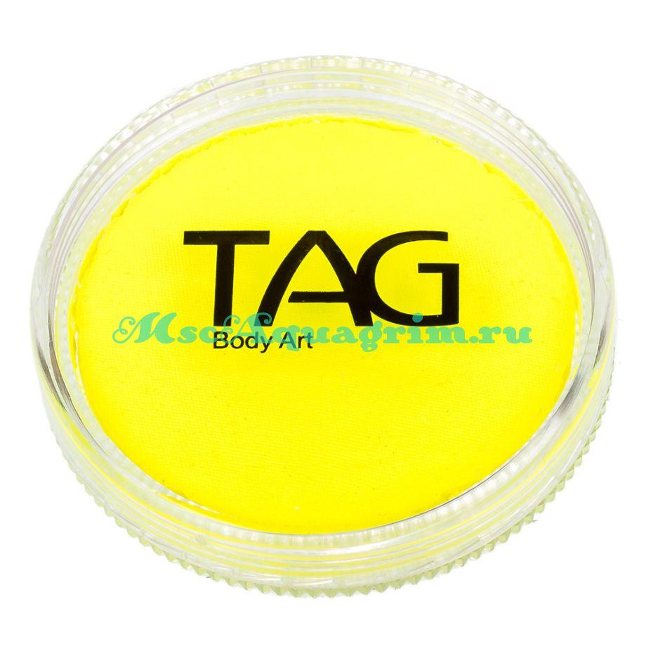 Аквагрим TAG Неоновый Желтый